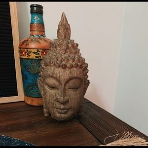 Other - Rustic Buddha room decor